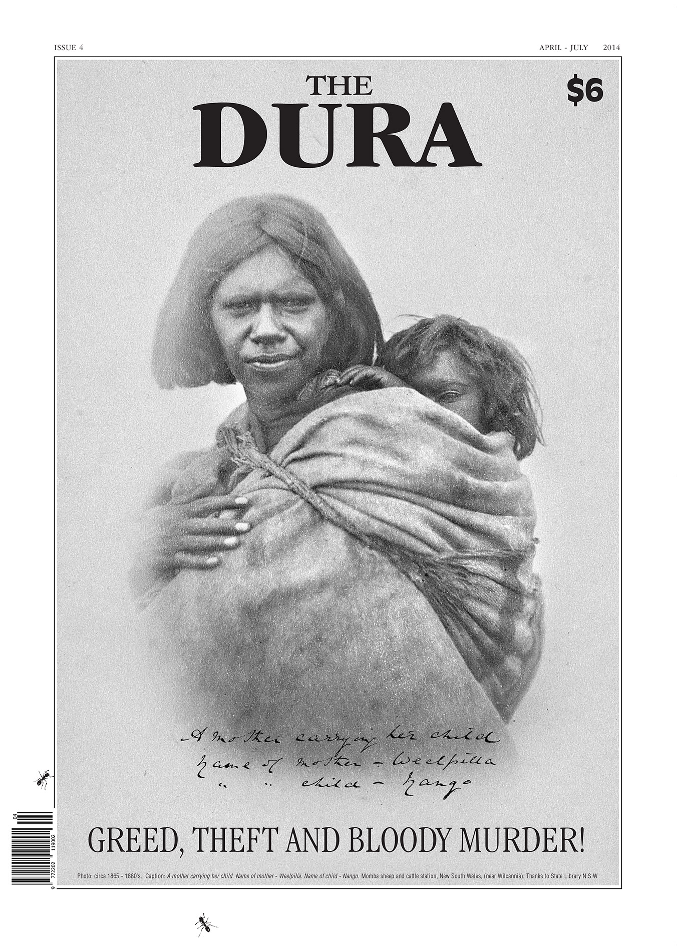 The Dura - Issue 1